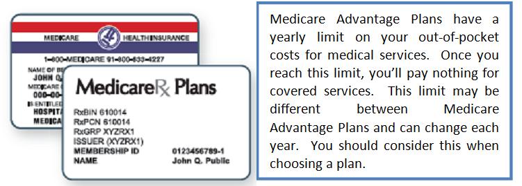 Medicare Advantage Plans Part C Bcoming65